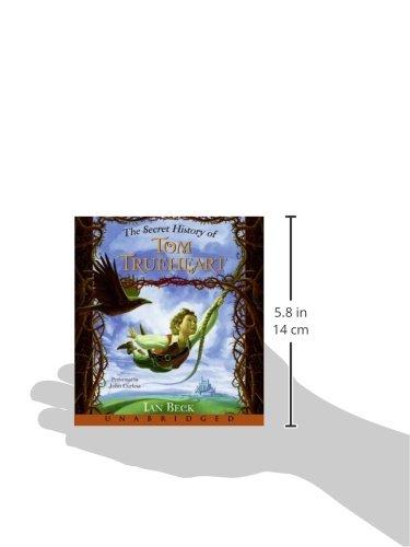 The Secret History of Tom Trueheart CD