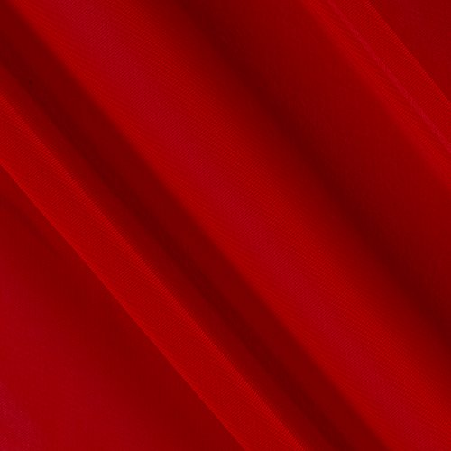 red fabric - 4