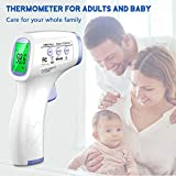 Thermometer for Adults, No Touch Forehead