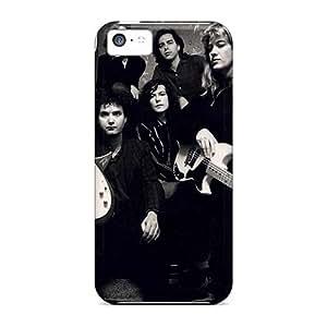 JamesKrisky Iphone 5c Shock Absorption Hard Cell-phone Cases Custom Attractive U2 Image [pfb7735rGdO]