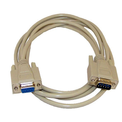 Ohaus RS232 PC Cable, 9 Pin by Ohaus