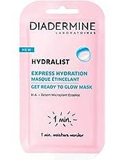 Diadermine Hydralist Express Hydration - Nem Maskesi 8 Ml 1 Paket