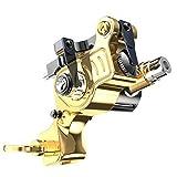 Dragonhawk EX-2 Rotary Tattoo Machine Brass Frame