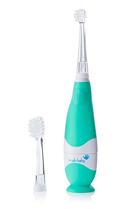Brush Baby BabySonic Electric Toothbrush for Ages 0-36 Months