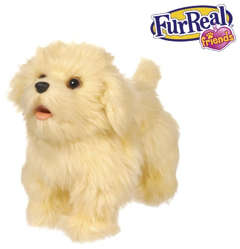Amazon.es: Fur Real Friends Mi perrito andarín - Perro de peluche con movimiento (Hasbro)