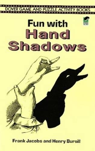 Fun with Hand Shadows (Dover Children's Activity (Age Appropriate Activities)