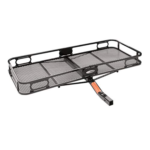 - Pro Series 63152 Rambler Hitch Cargo Carrier for 2