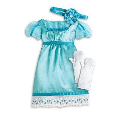 American Girl - Beforever Caroline - Caroline's Party Gown