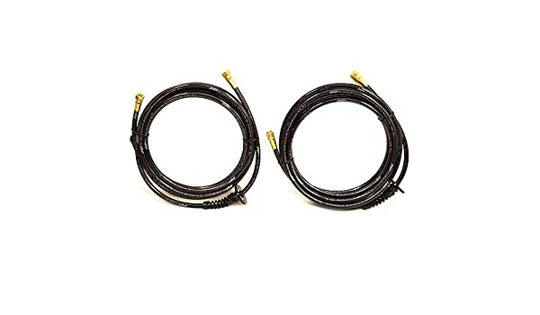 Renewed SeaStar HO51XX Standard Outboard Hose Kit Includes Two Hoses
