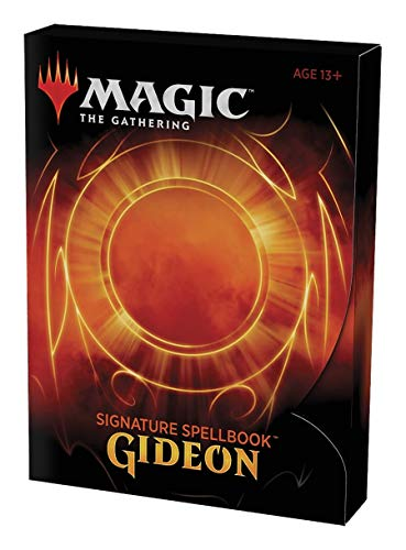 Magic: The Gathering Signature Spellbook: Gideon