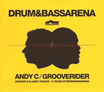 D&B Arena: Andy C & Grooverider: Amazon.es: Música