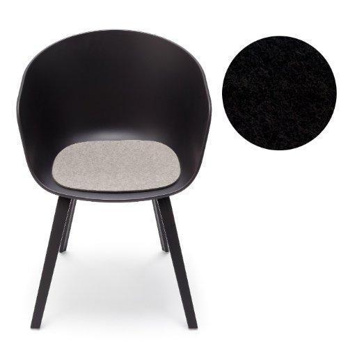 Hey Sign Sitzauflage About a chair Schwarz 02