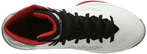 black Performance Torch Go White Skechers red Chaussures Basketball WYwBqFzF