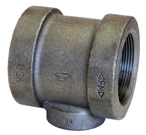 Anvil International 0300047008 Cast Iron Tee Fitting, 2