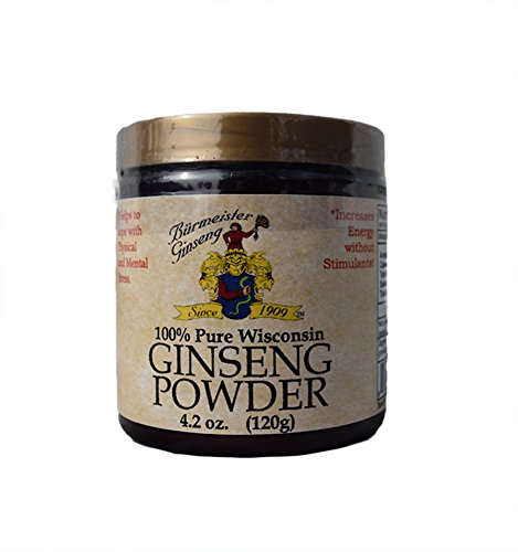 Burmeister Ginseng, Wisconsin-grown American Ginseng Powder For Sale