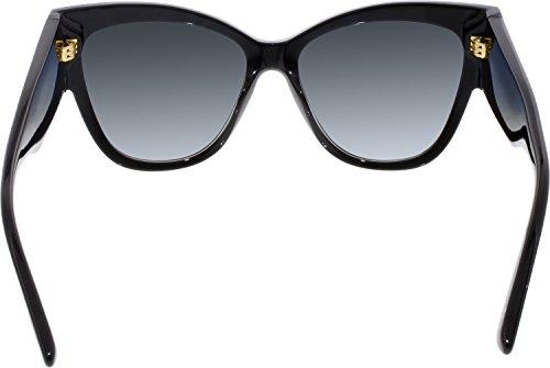 Tom glanz Ford schwarz Anoushka Sonnenbrille FT0371 181pq4rw