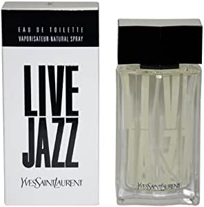 Live Jazz by Yves Saint Laurent 50ml Eau de Toilette