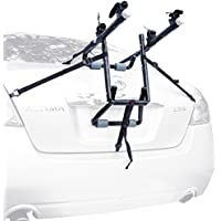 Allen Sports 102DN Deluxe 2-Bike Trunk Mount Bike Rack