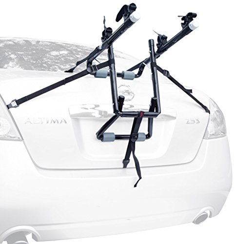 Price comparison product image Allen Sports Deluxe 2-Bike Trunk Mount Rack