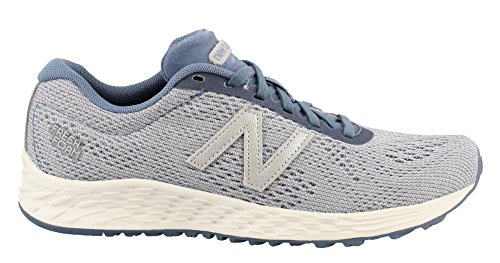 New Balance Women's Fresh Foam Arishi V1 Running Shoe, deep Porcelain Blue/Overcast, 10 B US -