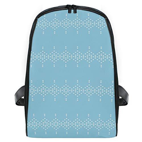 DEZIRO Travelling Bag Celeste Nordic Style Printing Schoolbag Kids Packsack Schoolbag ()