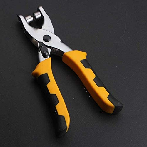 ペンチ 修復ツール、ツールクランププライヤーパンチプライヤーパンチャースタンピングツールセット3では1 軽量タイプ