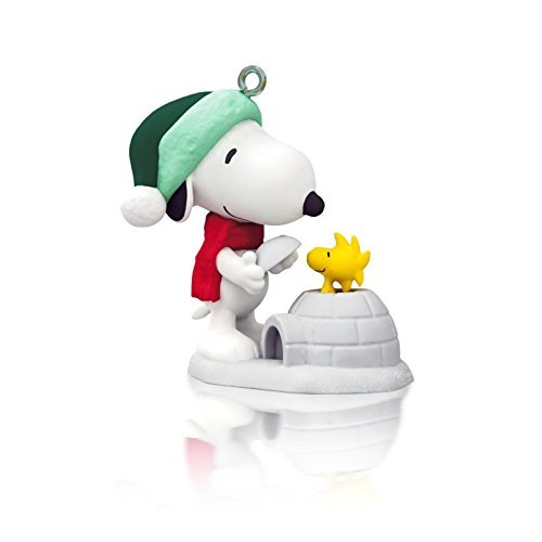 Winter Fun With Snoopy 17th In Series - 2014 Hallmark, used for sale  Delivered anywhere in USA