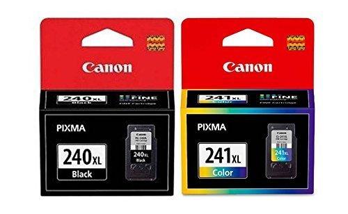Canon PG240XL - CL241XL Black & Color Cartridge Ink - Printer Canon Pixma Mx452