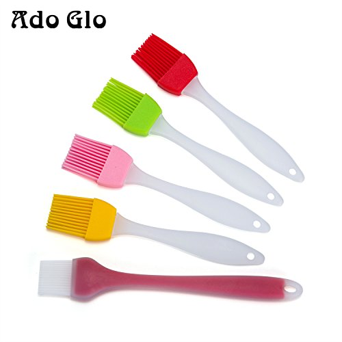 ado-glo-silicone-basting-pastry-brush-set-of-5-for-bbq-meat-cakes-pastries-food-grade-kitchen-sauce-