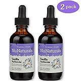 NuNaturals Pure Liquid Vanilla Stevia, 2 Ounces (Pack of 2) Review