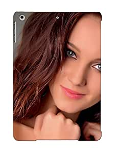 Crooningrose D0157624479 Case Cover Ipad Air Protective Case Woman Girl Beauty ( Best Gift For Friends)