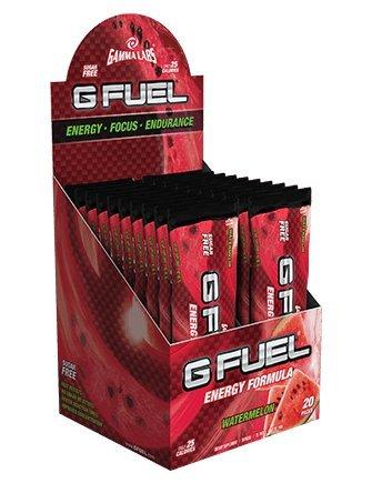 Gamma Enterprises G Fuel Nutrition Supplement, Watermelon, 2