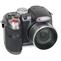 AGFAPHOTO Selecta 16 Titanium Gray 16 MP Digital Camera with 15x Optical Zoom