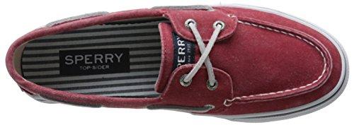 Sperry Bahama 2-eye Red - Zapatillas Hombre Rojo - rojo (Red)