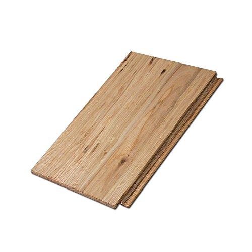 Cali Bamboo - Eucalyptus Hardwood Flooring, Wide Click, Natural Brown - Sample Size 8