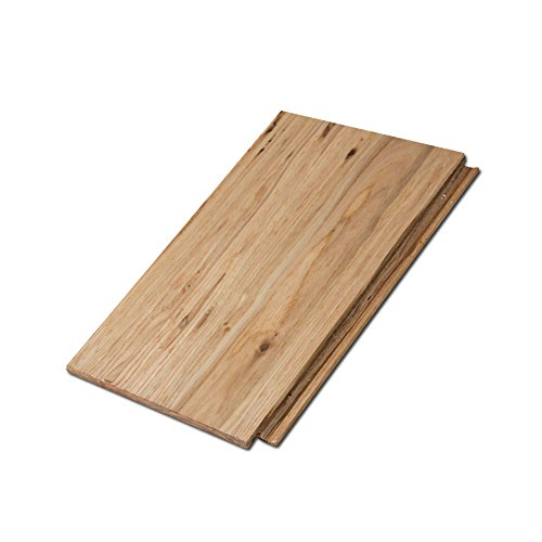 ptus Hardwood Flooring, Wide Click, Natural Brown - Sample Size 8