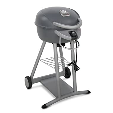 Char-Broil TRU-Infrared Patio Bistro Electric Grill, Graphite
