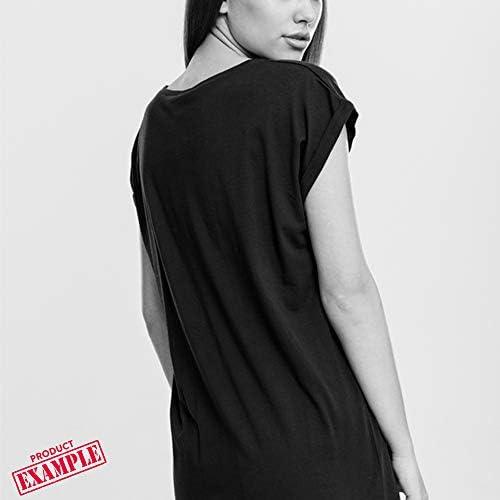 Deluno rÓżne sentencje, kolory i rozmiary do wyboru damska koszulka i damska koszulka modna oversize krÓj z nadrukowanym motywem: Odzież