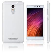 Xcessor Vapour Flexible TPU Gel Case for Xiaomi Redmi Note 3. Transparent