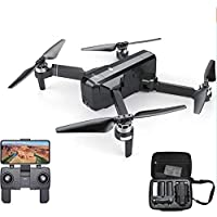 Starabu Drone Toy F11 GPS 5G WiFi FPV with 1080P Camera 25mins Flight Time Brushless Selfie RC Drone Quadcopter 2 Battery