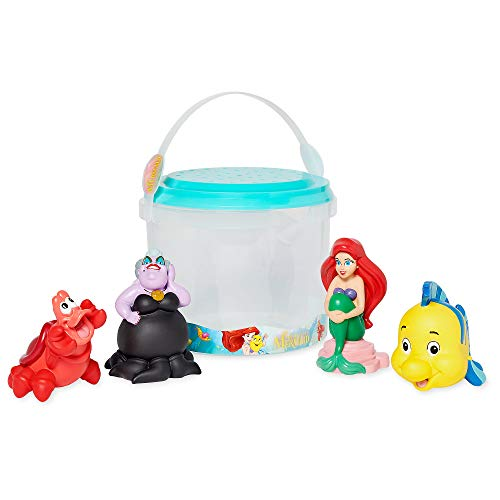 Disney Ariel Bath Set - The Little Mermaid No Color ()