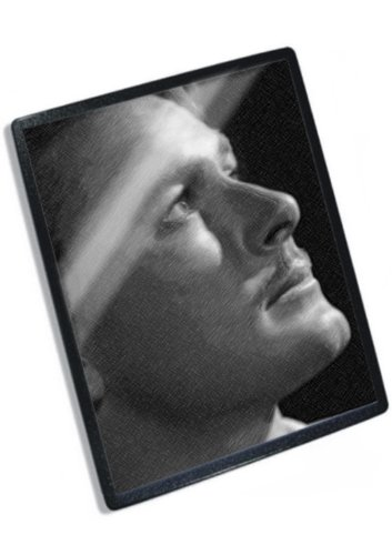 ERROL FLYNN - Original Art Mouse Mat (Signed by the Artist) #js002