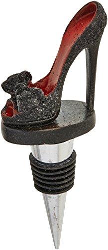 Peep Toe Shoe Wine Bottle Stopper (Ventura Wine Aerator)
