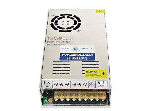 Eyeboot AC110V/220V to DC 48V Universal Regulated Switching Power Supply 400W
