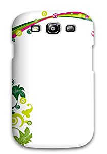 Galaxy S3 HClbOiP2528hUXSk Nice Vector Tpu Silicone Gel Case Cover. Fits Galaxy S3