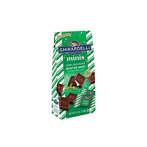 Ghirardelli Winter Minis Pouch 4 5oz