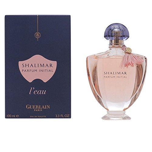 - Guerlain Shalimar Parfum Initial L'eau Eau de Toilette Spray for Women, 3.3 Ounce