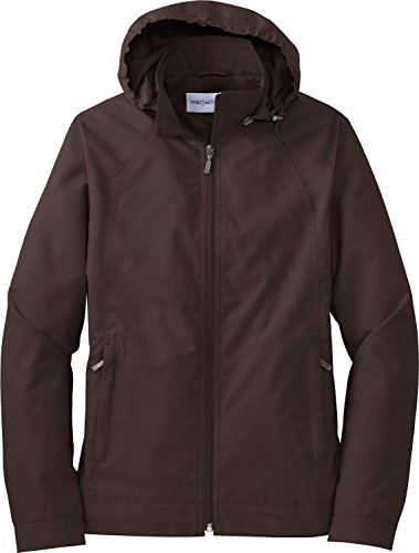 Chocolate Port Authority Mujer Marrón Para Chaqueta BRBX4