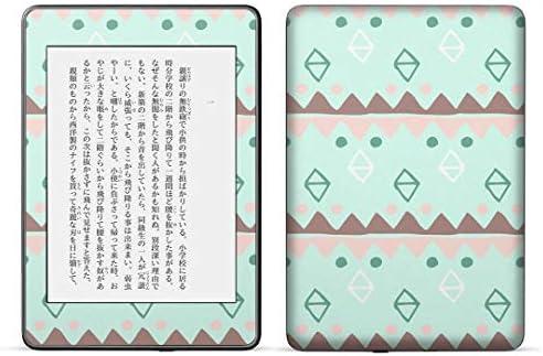 igsticker kindle paperwhite 第4世代 専用スキンシール キンドル ペーパーホワイト タブレット 電子書籍 裏表2枚セット カバー 保護 フィルム ステッカー 050456