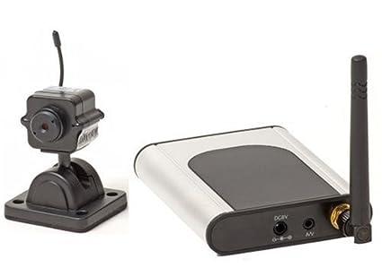 Amazon Q See QSWLMCR Indoor Mini Wireless CMOS Camera Kit W